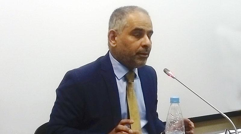 Профессор Салех Мохаммед аль-Хатлан, член Консультативного совета Королевства Саудовская Аравия (КСА)