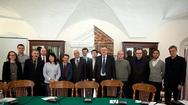 Участники Круглого стола, проходившего 27.03.2018 в г. Москве