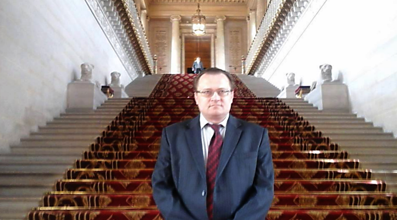 Встреча с международным экспертом Юрием Шевцовым