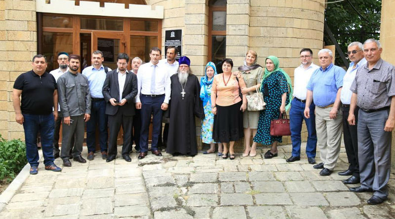 Институт стран СНГ. В Дербенте обсудили опыт по укреплению межрелигиозного мира