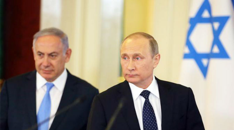 СВОБОДНАЯ ПРЕССА. Нетаньяху летит к Путину: С-300 заставили Израиль считаться с Москвой. Тель-Авив нарушил джентльменское соглашение и вынужден это признать