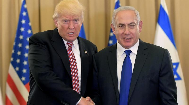 """Информационное агентство «Реалист». Голаны – это Израиль: Трамп помогает """"Ликуду"""" победить на выборах в парламент. Этот шаг отражает общую линию на поддержку Израиля со стороны администрации президента США, отметил Михаил Чернов"""