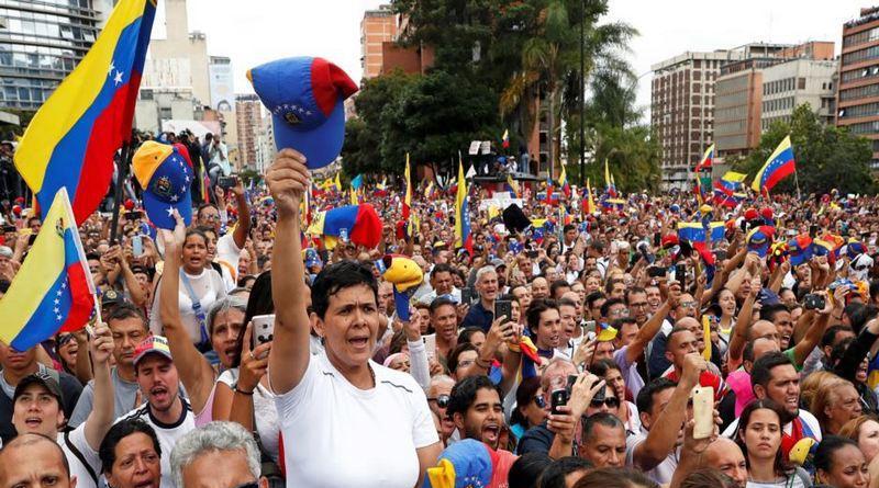 МИА «Южная Осетия сегодня». О ситуации с Хуаном Гуайдо, или политические метания Венесуэлы