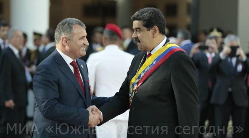 МИА «Южная Осетия сегодня». Михаил Чернов уверен, что процесс признания Южной Осетии продолжится