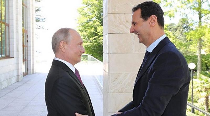 Новая Эпоха. Эксперт: «Главная цель Москвы — вернуть Асаду контроль над всей территорией Сирии»