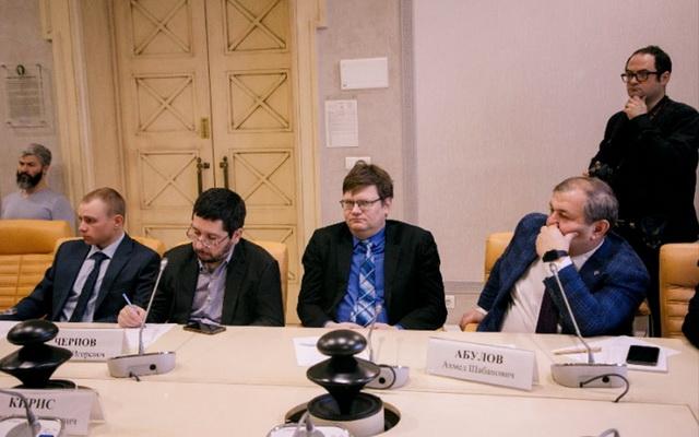 Общественная палата Российской Федерации: Россия — Евразия: культурная политика в деле укрепления межнационального мира