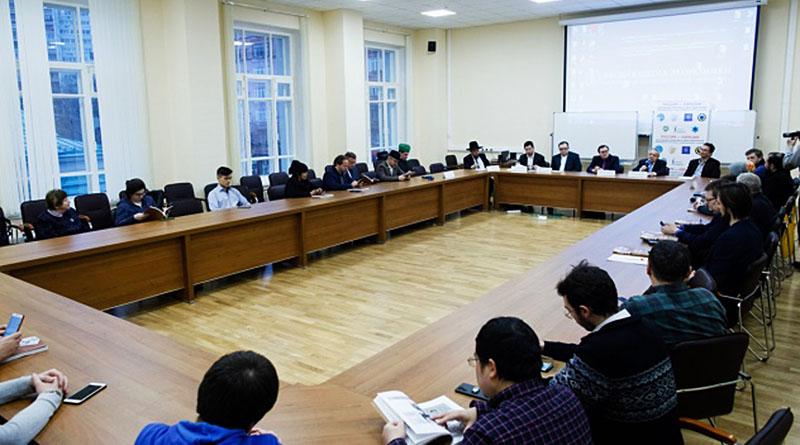 Представители ОВЦС и Китайского Патриаршего подворья приняли участие в презентации книги «Евреи в Китае»