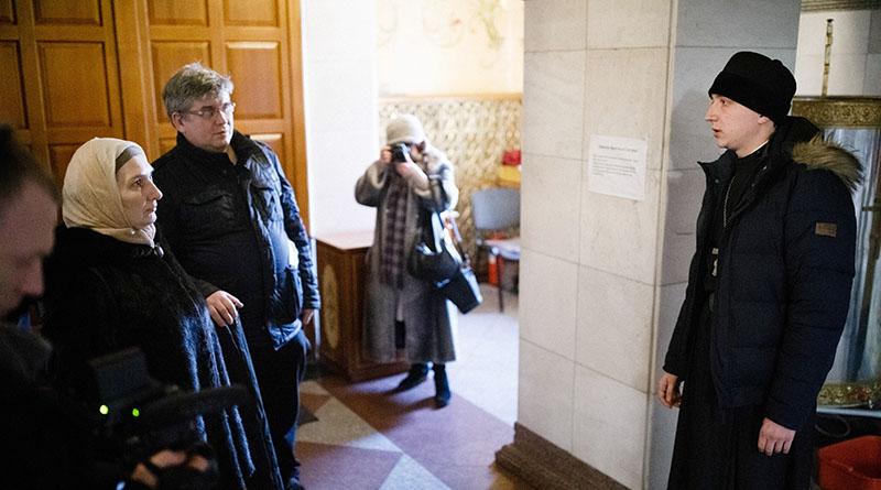 Визит в православную общину Биробиджана