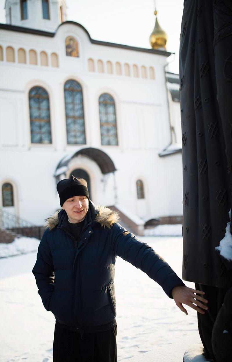 Визит в православную общину Биробиджана - 1