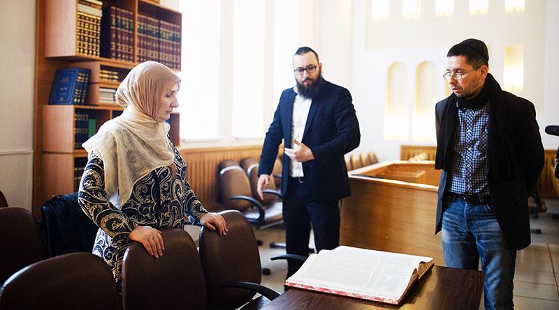 Визит в еврейскую общину ЕАО