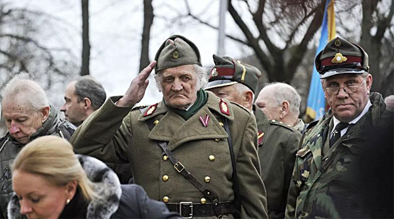 В Москве представили доклад о 96 ветеранах Латышского легиона СС