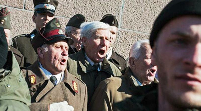 Михаил Чернов: нацистские недобитки должны видеть, что у них не будет долгой и счастливой жизни