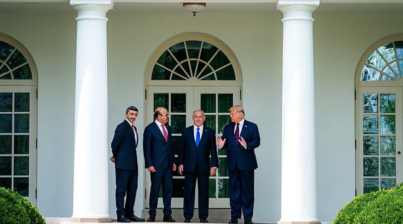 Союз Израиля с арабами – маркер надвигающейся войны