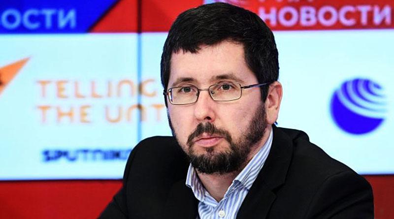 Михаил Чернов, руководитель проекта «Россия-Евразия» // lv.baltnews.com