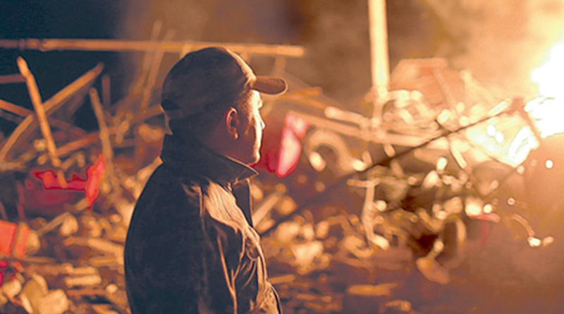 На твоих рубежах полыхают пожары… Можно ли отложить на будущее неизбежность?