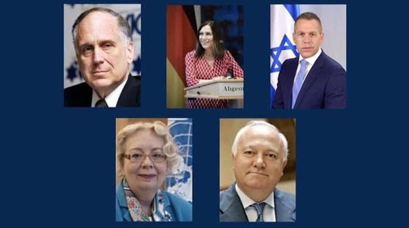 Роль ООН в борьбе с антисемитизмом. Выступление Михаила Чернова