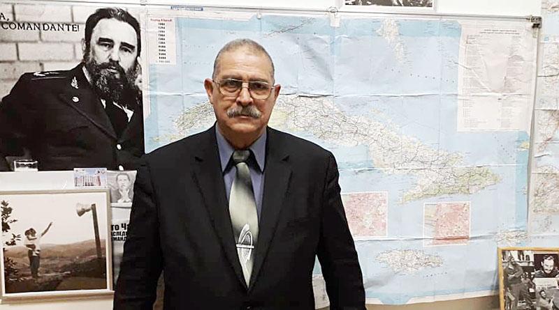Оскар Оскарович Вильяр Барросо «Компартия и руководство Кубы поставили задачу — вхождение в Евразийский экономический союз»
