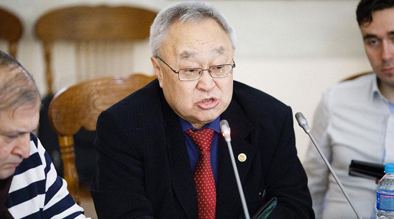 Бронтой Янгович Бедюров «Народы Северной Евразии ответственны за мир на континенте»